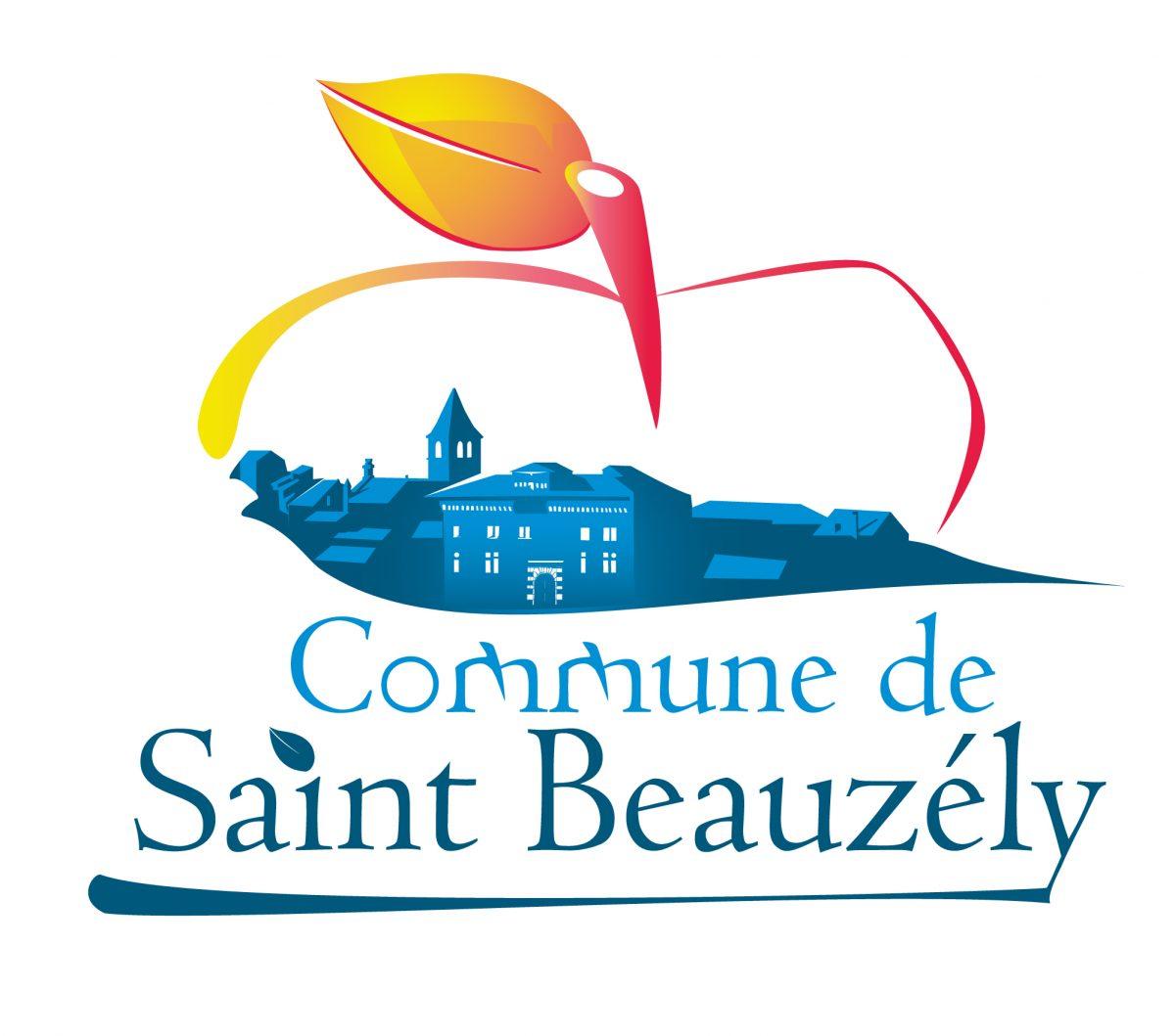 Logo de la commune de Saint-Beauzély