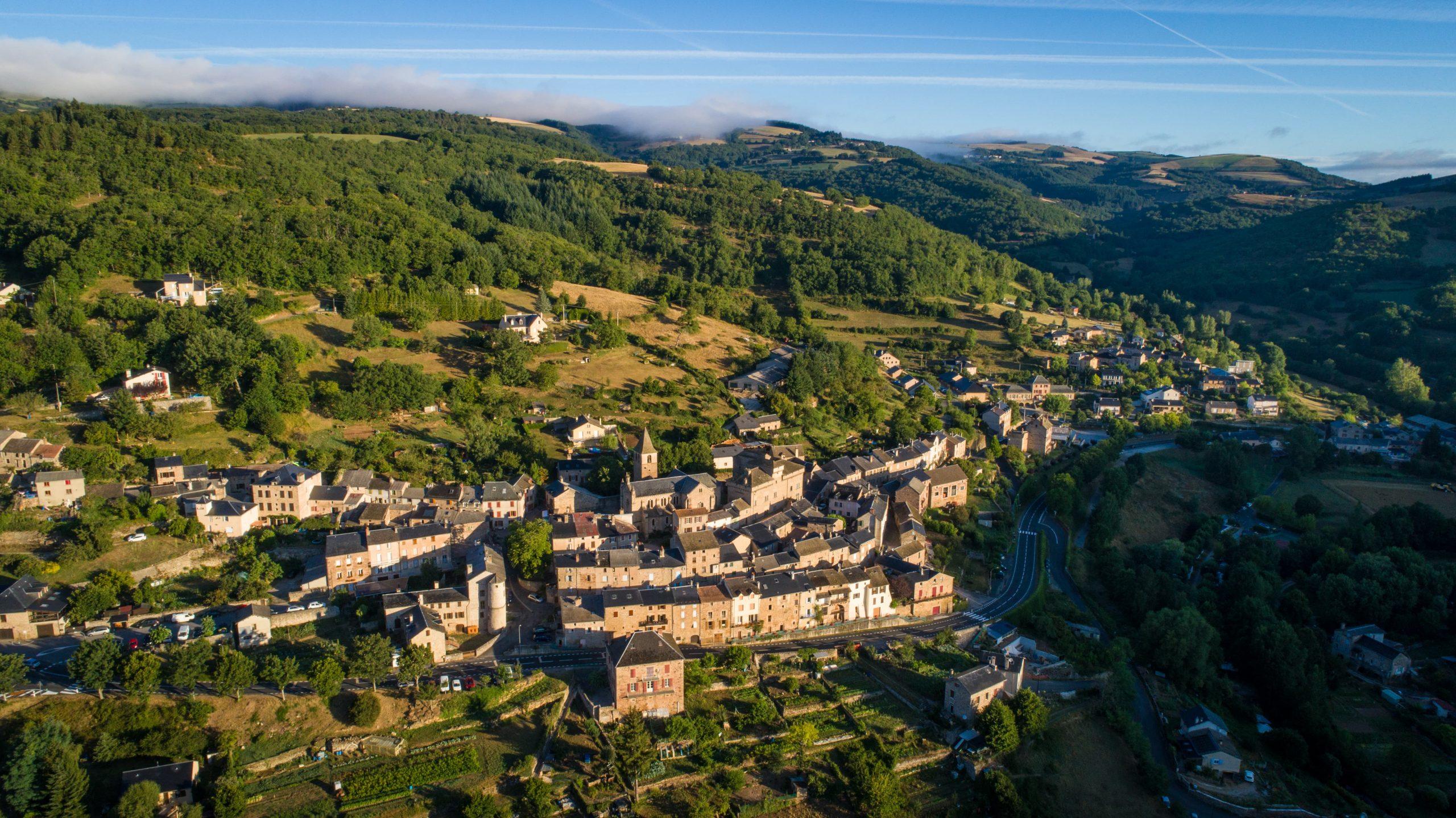 Panorama Saint Beauzely