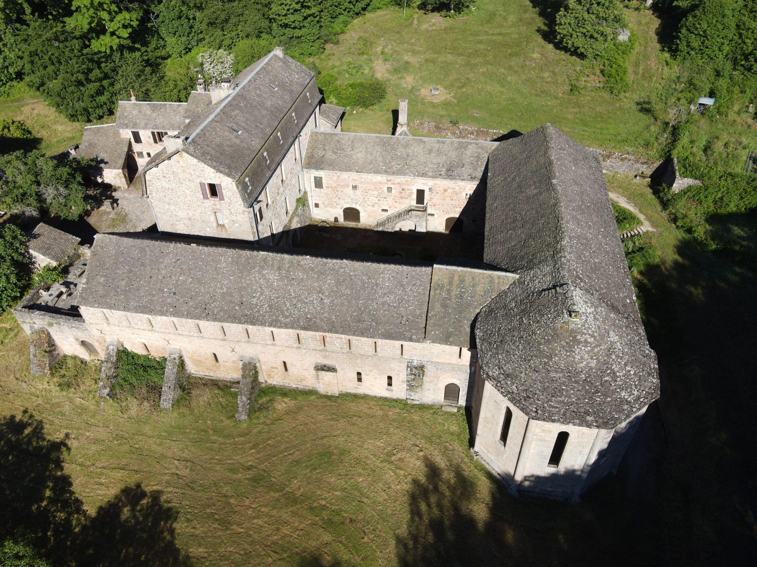 Prieuré de Comberoumal - Saint-Beauzély